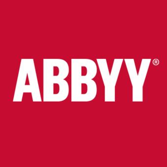 Company default abbyy logo