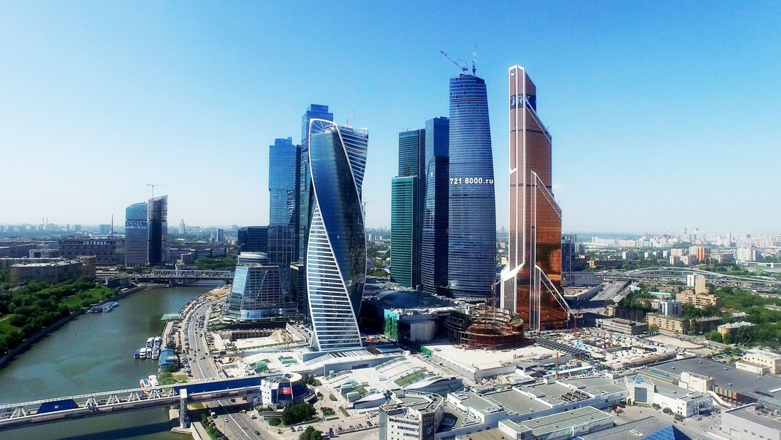 Suggested job full moscow city