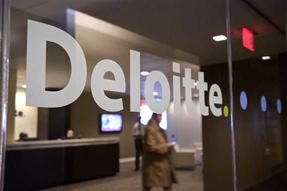Suggested job default deloitte office