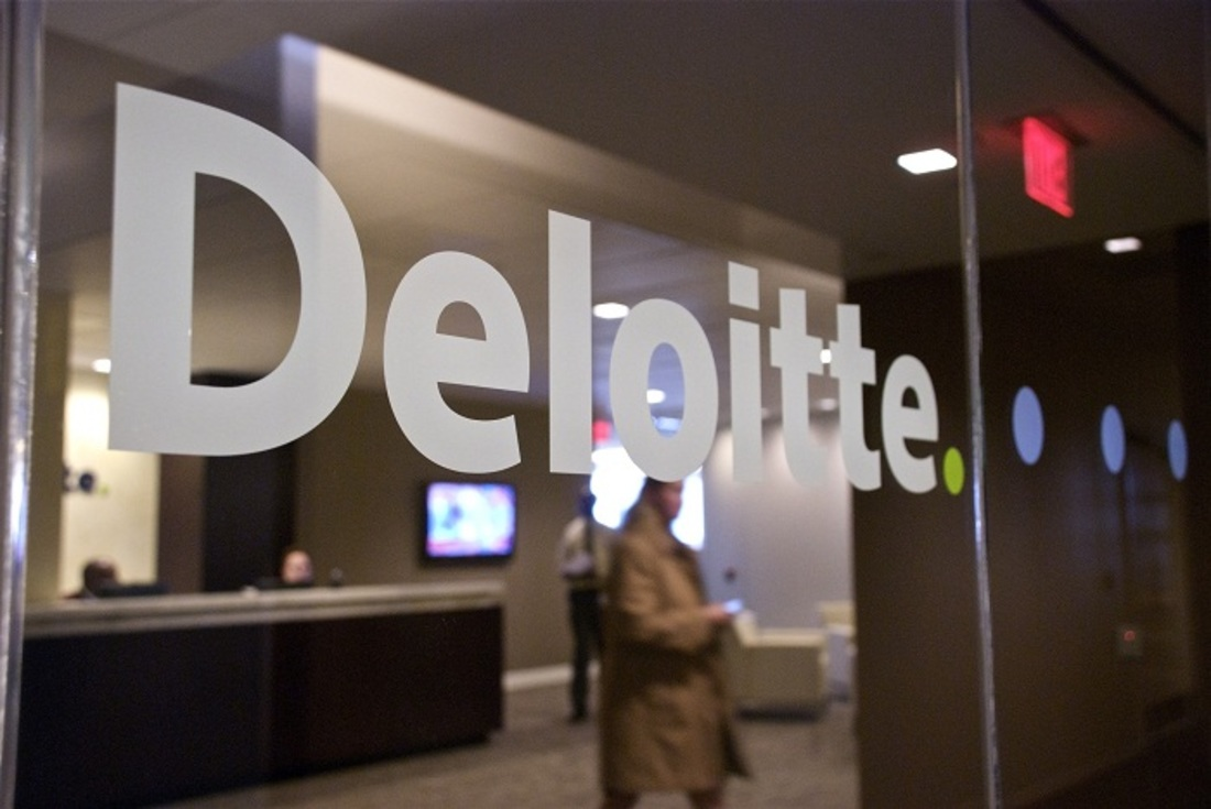 Suggested job full deloitte office